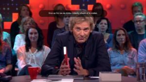 David van Reybroeck in De Wereld Draait Door