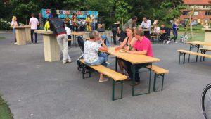 Gemeente laat Oosterparkers warmlopen voor wijkraad (RTV Noord)
