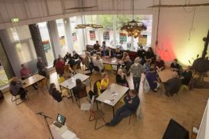 De Coöperatieve Wijkraad vergadert op 1 november. Kom je ook?