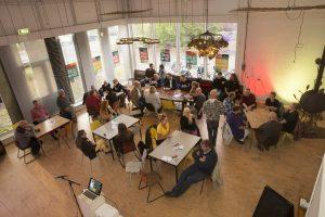De Coöperatieve Wijkraad vergadert op 11 december! Kom je ook?