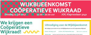 Wijkkrant juni 2017