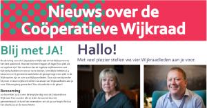 Wijkkrant december 2017