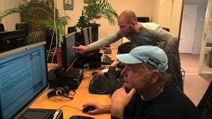 Wijkpanel Oosterparkwijk praat online vanuit de luie stoel