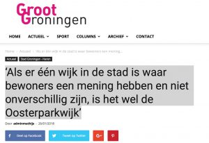 Artikel Groot Groningen