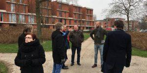 Eerste daad wijkraad Oosterparkwijk: weg met zwerfvuil en poep | DvhN