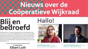 Wijkkrant april 2018