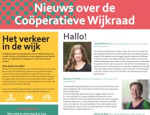Wijkkrant oktober 2018