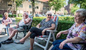 Binnenlands Bestuur: Een jaar Coöperatieve Wijkraad in Oosterpark