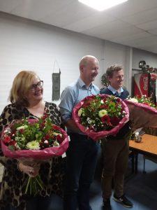 Coöperatieve Wijkraad bedankt gemeenteraadsleden voor hun inzet