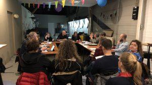 RTV Noord over de CWR: Bewonersorganisatie Oosterparkwijk nog niet onder indruk van daden Wijkraad
